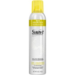Shampoo en Seco de Suave Refresh & Revive