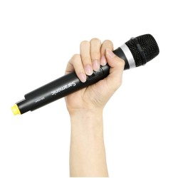 Micrófono de Mano Inalámbrico Saramonic para Videos Profesionales
