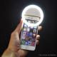 Aro Luz 36 LEDs Selfie Para Celular Tablet Recargable Blanco