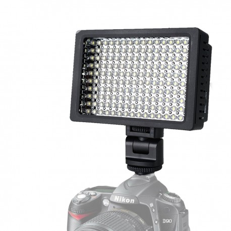 Luz LED 160 Para Fotografia Y Video