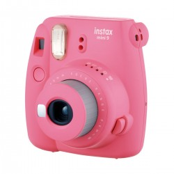 Cámara Instantánea Fujifilm Instax Mini 9 Pink Flamingo