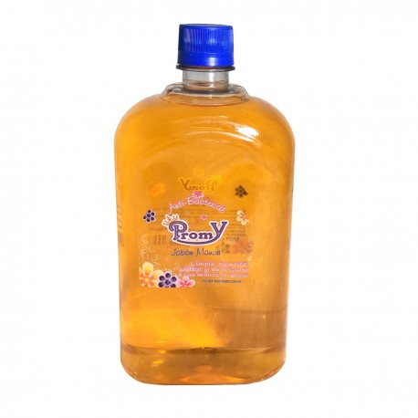 Jabon Anti-Bacterial de Durazno 1 Litro