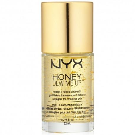Primer Con Miel Honey Dew Me Nyx Humectante Suavizante Mate