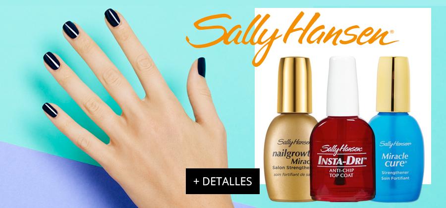 Productos de manicure SallyHansen